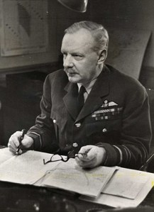 Air Marshal Sir Arthur 'Bomber' Harris