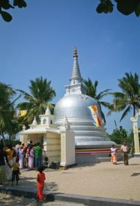Nagadeepa (Nainatheevu) Temple