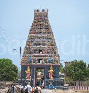 Nagadeepa (Nainatheevu) Hindu Temple temple