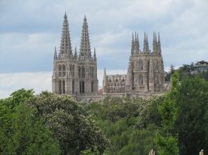 2. Burgos cathedral