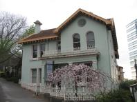 4. Auckland_Heritage building at University