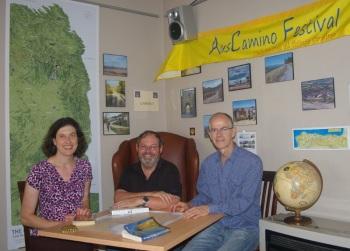 Margaret, Tony and Rowan