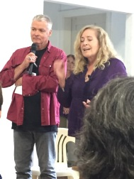 sue kenney and Bill Bennett